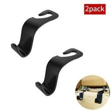 Car-Organizer Headrest-Hanger Easy-Hooks Car-Back-Seat for Bag Storage Easy-Installation