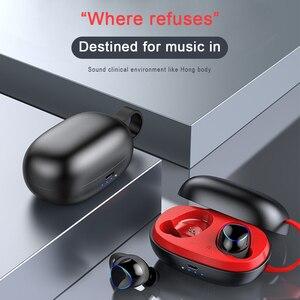 TWS Wireless Bluetooth V5.0 Ea