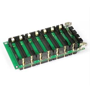 Image 4 - 52V 14S  Power Wall 18650 Battery Pack 14S BMS Li ion Lithium 18650 Battery Holder BMS PCB DIY Ebike Battery  14S Battery Box