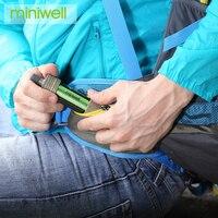 Miniwell filtro de agua portátil para deportes al aire libre camping y senderismo|Seguridad y supervivencia|   -