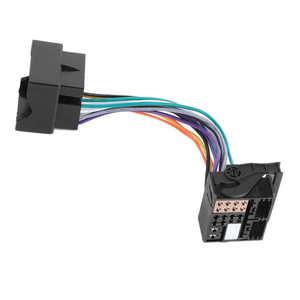 Radio Adapter Wire Harness RCD330 RCD330G PQ To MQB Auto Accessories Radio Wire Harness