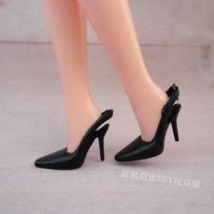 1/6 Doll Shoes Mix style High Heels Sandals Boots Colorful Assorted Shoes Accessories For Barbie Doll Baby Xmas DIY Toy 3