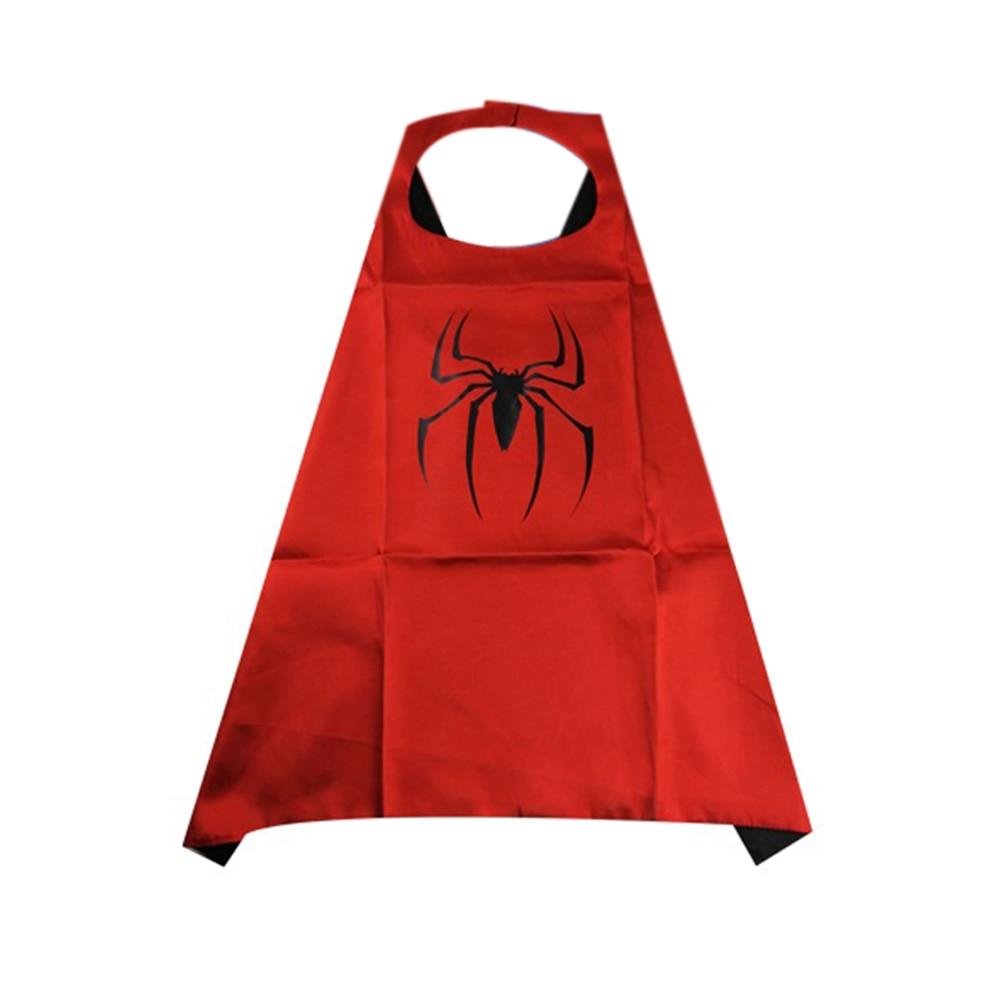 5 стилей ПВХ 24 см Бэтмен перчатка Фигурка Человека-паука пусковая игрушка для детей подходит Человек-паук косплей игрушки - Цвет: spiderman cloak
