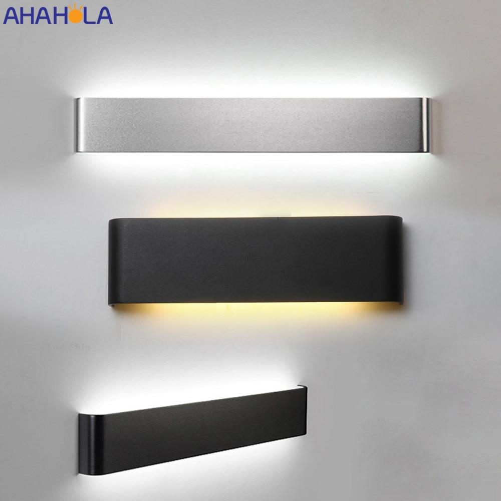 Wall Light Fixtures Aluminum Sconce Led