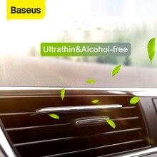 Baseus Car Air Freshener FreshenerสำหรับAuto Car Air Ventน้ำหอมConditioner Clip Diffuserน้ำมันหอมระเหยน้ำหอม