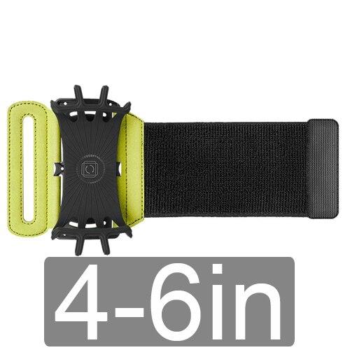 4-6 inch green