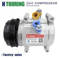CSP11 NEW CAR AC Compressor For Chevrolet Spark M300 1.0 1.2 2009-2015 95967303 96073851 94558244
