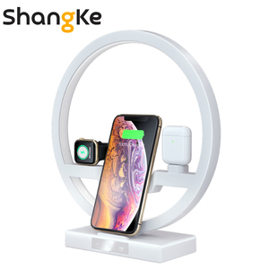 Wireless Charger Multifunction