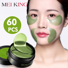 MEIKING Collagen Crystal Anti Age Bag Eye Wrinkle Mask Gel Patches 60pcs Care Sleep Masks Remover Dark Dircles Patch