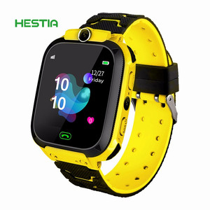 New Q12 Smart Watch Waterproof GPS Finder Locator Anti Lost SmartWatches Children Baby Watch Phone For IOS Android Kids Toy Gift