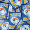 9pcs set Pokemon flash cards Eevee Pikachu Vaporeon Toys Hobbies Hobby Collectibles Game Collection Anime Cards for Children discount