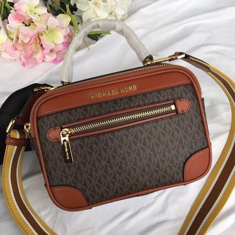 2020 New Portable Camera Bag Ladies Fashion Genuine Leather Brand Women Bag Zipper Shoulder Diagonal Small Square Bag