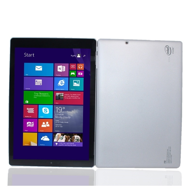 NX16A 10 Inch  Windows 10 Tablet PC Atom (TM) CPU X5-8350 Quad Core  1GB RAM 32GB ROM  1280 x 800 IPS WiFi Bluetooth