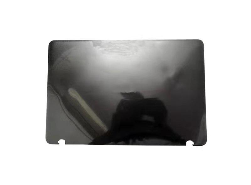Cor preta da capa traseira do lcd do portátil para asus q524u