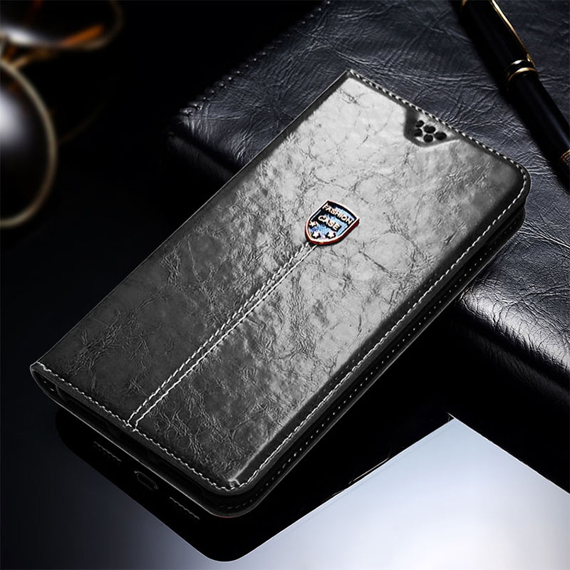 wallet cases For Doopro C1 P2 P4 P1 P5 <font><b>Pro</b></font> <font><b>P3</b></font> for China Mobile A4S A3S phone case Flip Leather cover image