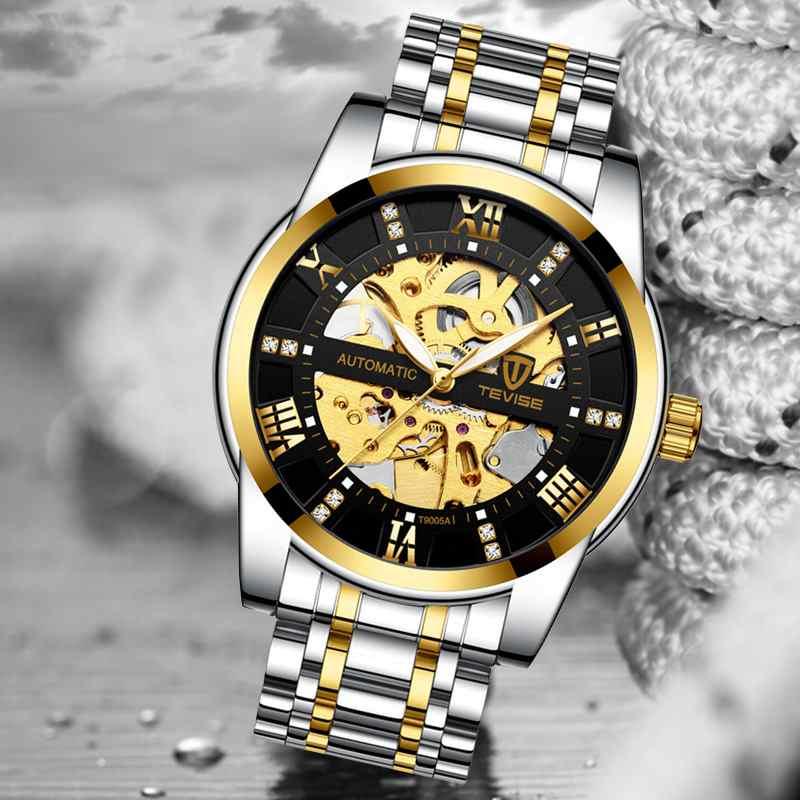 TEVISE-Top-Luxury-Brand-Men-Automatic-Watch-Fashion-Men-Stainless-steel-Skeleton-Mechanical-Wristwatch-Relogio-Masculino (2)