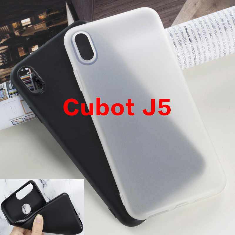 For CUBOT J5 Case Capa Anti-Knock Protective Soft TPU Back Cover for CUBOT Y7 N10 Y8C Y7Plus Phone Funda Cubot X19 Silicone Case image