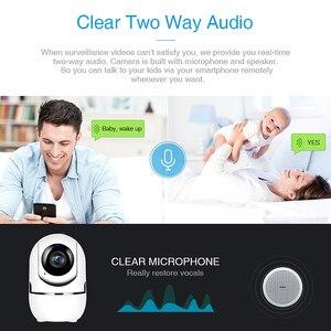 Image 3 - Fredi 1080 720pクラウドipカメラホームセキュリティ監視カメラ自動追尾ネットワークwifiカメラワイヤレスcctvカメラYCC365