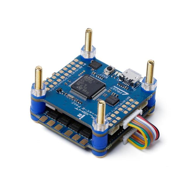 iFlight SucceX E F4 F405 Flight Controller OSD & 45A Blheli_S 2 6S 4 In 1 Brushless ESC Stack 30.5x30.5mm for RC Drone Frame