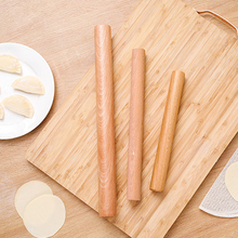 Kitchen wooden rolling pin kitchen cooking baking tools accessories crafts baking fondant cake decoration dough roll 1pc 2size kitchen wooden rolling pin kitchen cooking bake tools accessories crafts bake fondant cake decoration dough roller