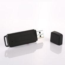 Dictaphone Recording Flash-Drive Digital Mini-Usb Rechargeable 8GB 70hr