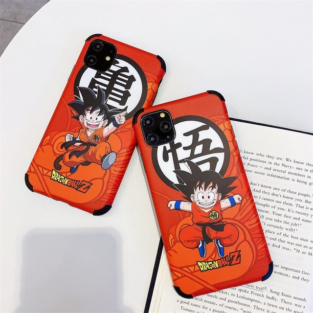 DRAGON BALL Z GOKU IPHONE CASE