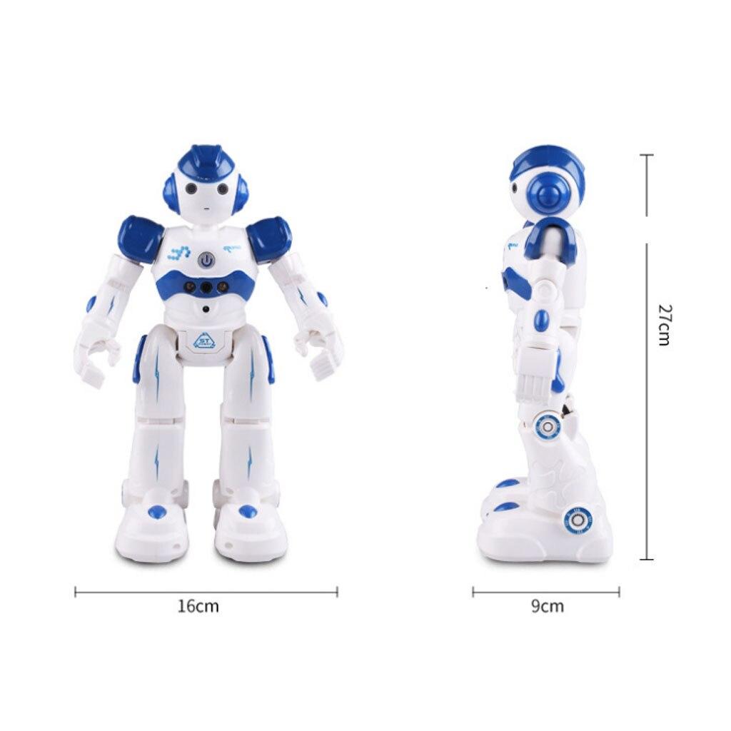 Интеллектуальный робот, многофункциональная детская игрушка с USB-зарядкой, танцевальный пульт дистанционного управления, датчик жеста, игрушка для детей, подарки на день рождения 6