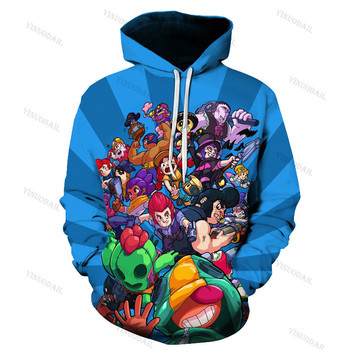 Shoot Game Kids NEW 2020 Hot Fashion Boys Girls 3d Sweatshirts Print Hooded Hoodies Thin Unisex Pullovers Tops