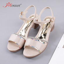 2020 New Summer Woman Sandals Shoes Slippers  Style Wedges Pumps High Heels Slip On Bling Fashion Gladiator Shoes Women new 2017 summer fashion sexy girl golden leaf rhinestone slippers high heels sandals women slip on woman casual shoes