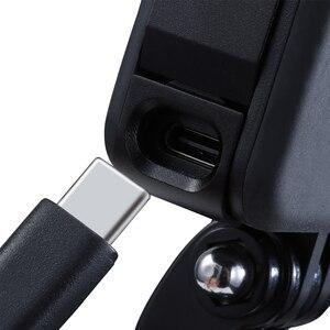 Image 2 - Ulanzi G8 7 アクションカメラバッテリーカバー蓋取り外し可能タイプ C ポートアダプタの充電アルミ合金移動プロヒーロー黒 8