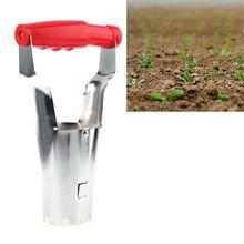 Ручная лампа плантатор экскаватор для раскапывания почвы садовый инструмент цветок кровать глубина сева Mark 23 см