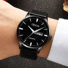 2019 Casual Men Watch New Trend Fasion Luxury Waterproof Sports Wrist For Quartz Wristwatch Relogio Masculino
