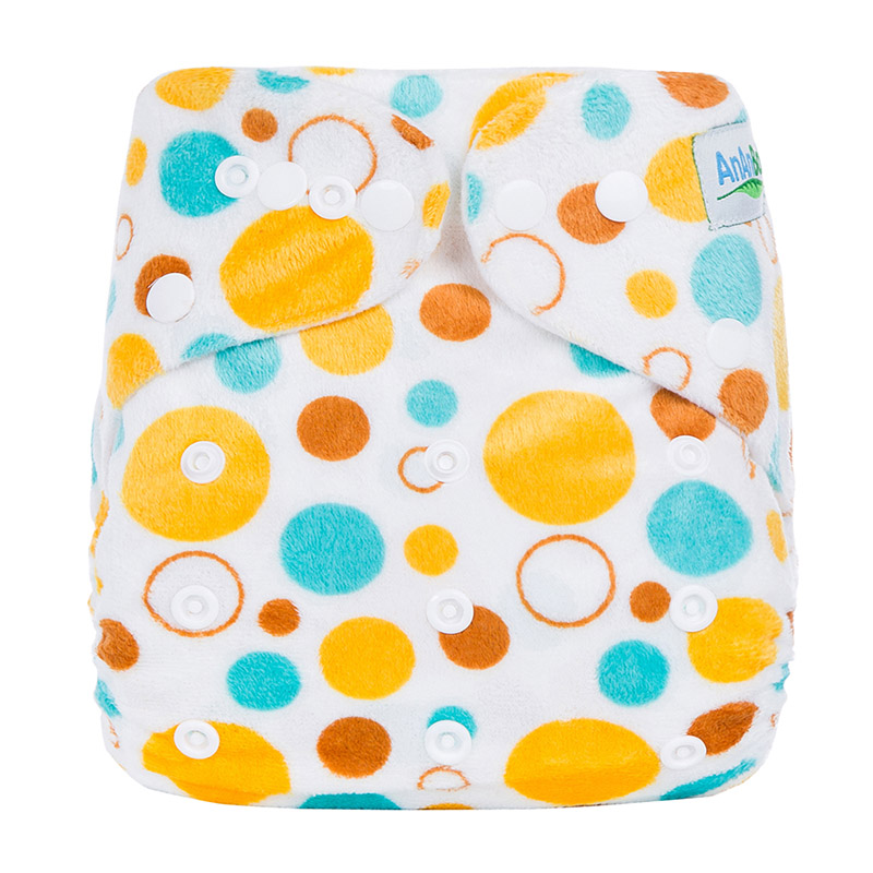 Retail Anime Baby Cloth Diaper Biodegradable Reusable Cotton Cloth Diaper Oem Baby Diapers C23