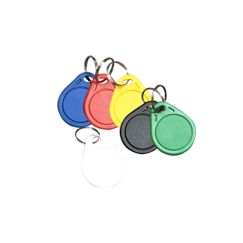 (10PCS/lots)  13.56mhz Dellon Entrance Control High Quality Ntag 215 Key Ring Tag Forum Type3 For Game