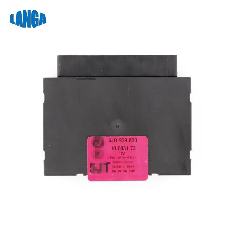 Central Locking Unit For Skoda 2007.03-2010.03 1.2D, 1.2L, 1.4D, 1.4L, 1.6D OE: 5JD959800