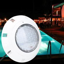 12V 40W LED Underwater Swimming Pool Lights White Color With 360PCS Chips And Changeable Colorful Light