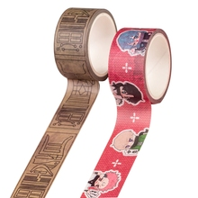Decorative-Adhesive-Tape Masking Washi-Tape Kaisen Jujutsu for Diary Stickers Itadori