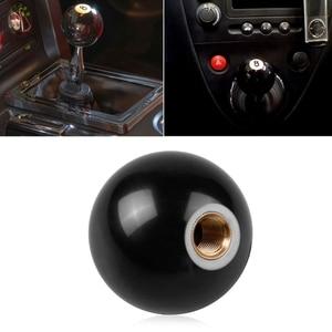 8 ocho bolas de billar de la piscina personalizado cambio de marchas palanca para coche negro R2LC
