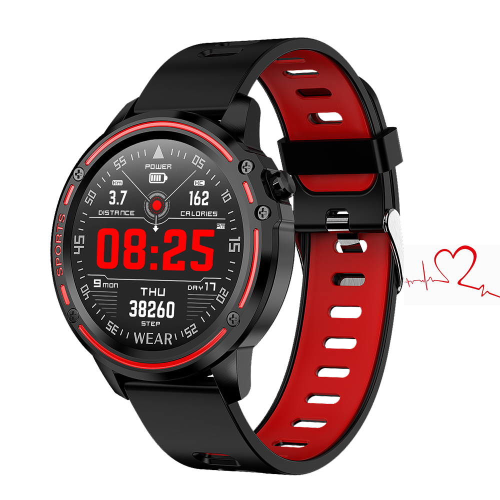 ECG+PPG Digital Watch Men Sport Watches Electronic LED Male Wrist Watch For Men Clock Wristwatch Waterproof Hour  Health Tracker