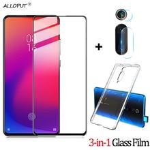 лучшая цена 3-in-1 Tempered Glass Mi9 se Mi9t Xiaomi Mi 9 SE 9T Camera Protective Glass Film Xiaomi Mi 9T 9SE Screen Protecror mi9 se Glass