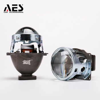 2020 AES 3 HID Kingkong Q5 Projector Lens Hi/Low Beam Bi-Xenon Projector lens Q5 HID Projector Lens China Manufacture free shipping car styling led hid rio led headlights head lamp case for toyota corolla 2014 bi xenon lens low beam