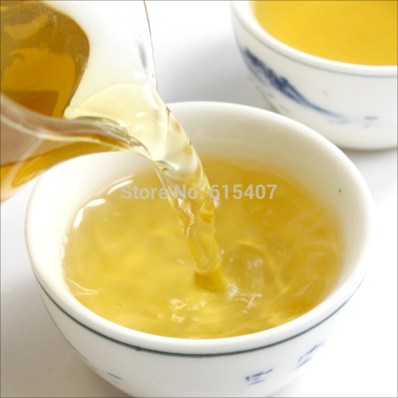 Promotion! Senior 150g Taiwan Milk Oolong Tea, Alishan Mountain Jin Xuan, Strong Cream Flavor Wulong Tea,Reduce Weight Tea gift 1