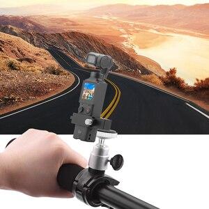 Image 2 - Staffa per biciclette per FIMI PALM Pocket Gimbal Camera supporto per bici da esterno per fimi palm accessori per fotocamera cardanica palmare
