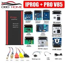IPROG Pro 2021 V85 Full ECU Key Programmer Iprog+ IMMO Odometer Mileage Correction Airbag Reset Iprog V84 PK DIGIPROG 3 Carprog