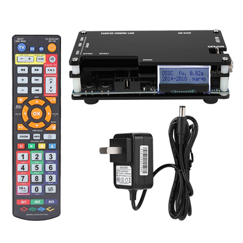 OSSC HDMI-compatible Converter for Retro Game Consoles Open Source Scan Converter for PlayStation 2 1 Xbox Sega Atari US EU Plug 1