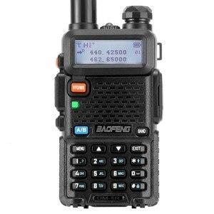 Image 2 - Baofeng DM 5R Tier1 Tier2 Digitale Walkie Talkie DMR Dual Band DM 5R Dual Zeit Slot Zwei Weg Radio DM5R Radio communicador