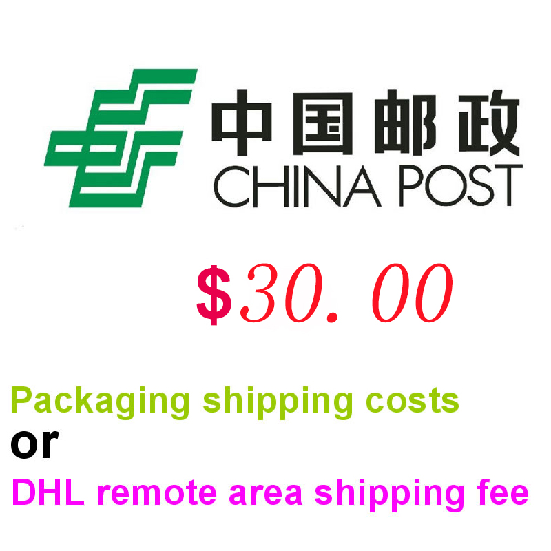 Shipping cost $30 USD! Special link for original box Don't sell separately, DHL /UPS /FedEx /EMS extra remote area shipping fee