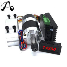 Spindle Brushless 300w Clamp Air-Cool Er11-Collet High-Speed MACH3 ICROATO DC 36V RPM