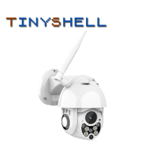Auto Tracking Outdoor PTZ IP Camera 1080P Speed Dome Surveillance Cameras Waterproof Wireless WiFi Security CCTV Camera
