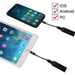 Image 2 - TempoTec SONATA HD PRO C tipi 3.5MM DSD256 Android ve iPhone için kulaklık amplifikatör adaptörü DAC